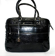 40114.10 Портфель деловой женский под ноутбук из экокожи Bulaggi