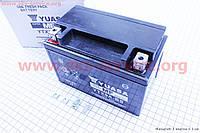 Гелевый аккумулятор 9Аh на мототехнику 150/85/105мм