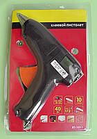 Клеевой пистолет электрический под стержни диаметром 11,2 мм