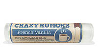 Бальзам для губ Crazy Rumors French Vanilla «Французская ваниль»