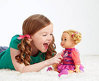 Интерактивная кукла Little Mommy в наборе с 5 музыкальными инструментами.