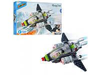 Конструктор Военный самолет BanBao 6213, 155 деталей