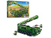Конструктор Военная машина BanBao 6202, 502 детали