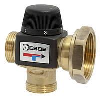 """Смесительные клапаны ESBE Термостатический смесительный клапан ESBE VTA 377 20-45˚С kvs 2,3 1-11/2"""""""
