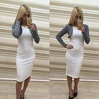 """Женское красивое платье """"Болеро"""""""