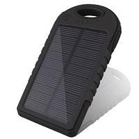 Солнечное зарядное устройство Power Bank 10000 mAh  , портативная зарядка от солнца