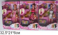 Кукла с собачкой 66070
