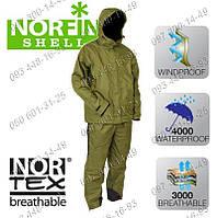 Всесезонный костюм Norfin Shell Костюм для рыбалки Водостойкий Непромокаемый костюм рыбака Одежда для охоты