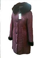 Пальто (пуховик) женское зимнее 50 - 58 р-р