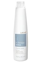 Шампунь от выпадение волос 1000 мл K-Therapy Active LAKME