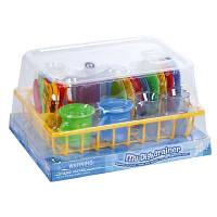 Игровой набор PlayGo Кухонную посуду на подносе (3118) PLAYGO, для дівчаток, Від 3 років, пластик