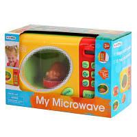 Игровой набор PlayGo Микроволновая печь (3202) PLAYGO, для дівчаток, Від 3 років, пластик