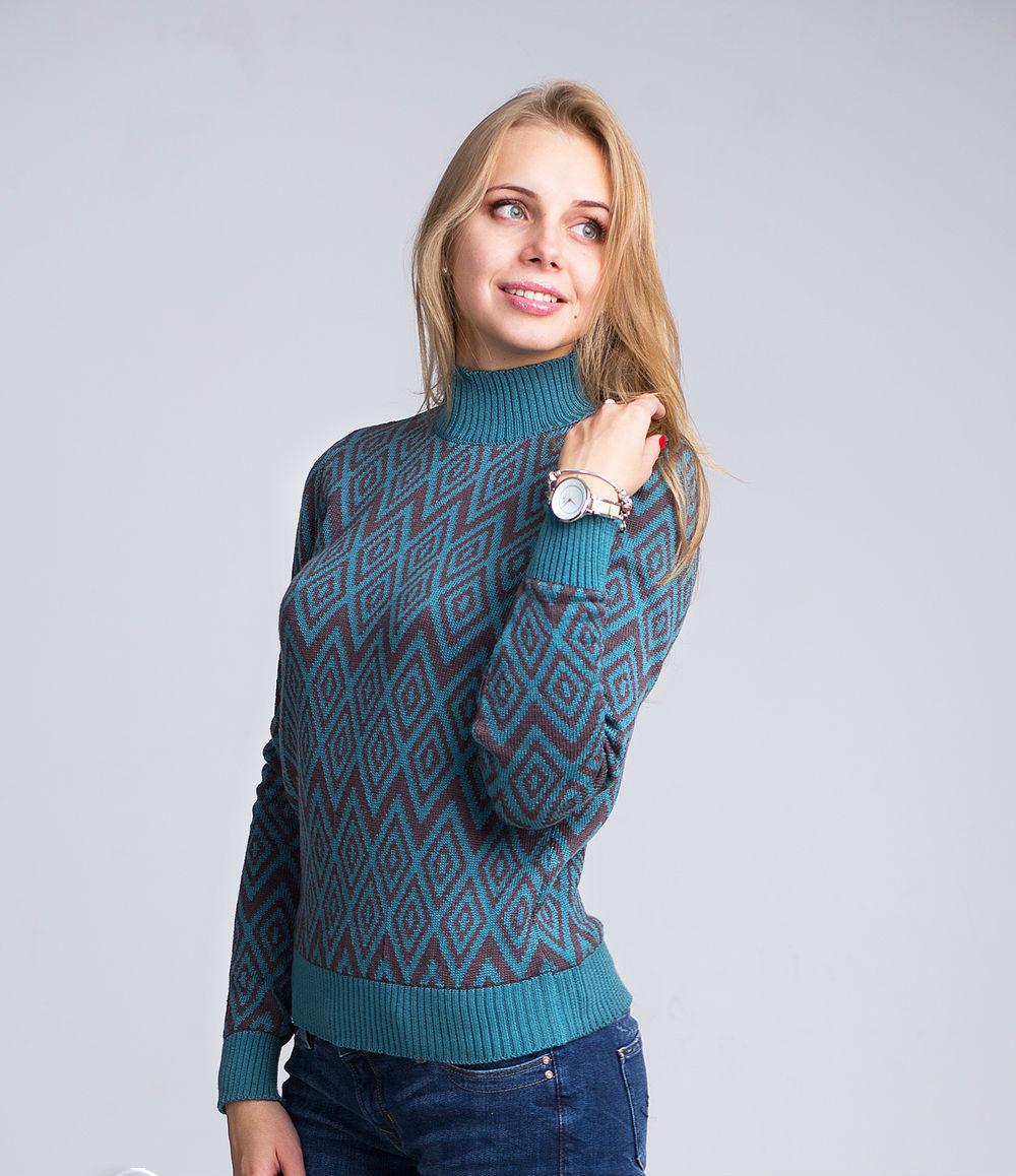 Купить Шерстяной Свитер Женский С Доставкой