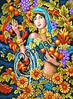 """Схема для вышивки нитками """"Богиня плодородия"""""""
