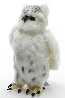 Мягкая игрушка Сова белая HANSA 33 см