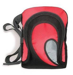 Повседневная наплечная мужская сумка Turbat Mavka red красный