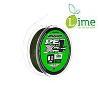 Шнур Avanger Feeder Formax PE X4 Moss Green