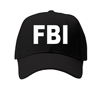 Кепка FBI