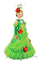 Детский карнавальный костюм Елочки Код 129