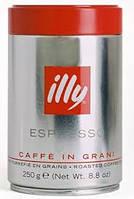 Кофе зерно ILLY Espresso 250 г. ж/б
