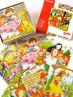 """Детские кубики """"Fairy tales"""" GOKI"""