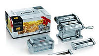Набор лапшерезка - тестораскатка - спагетница Marcato Multipast