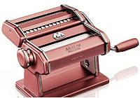 Машинка для раскатки теста + лапшерезка Marcato Atlas 150 Rosa