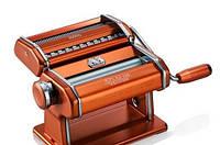 Машинка для раскатки теста + лапшерезка Marcato Atlas 150 Rame