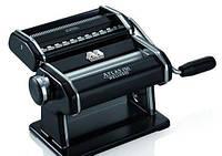 Машинка для раскатки теста + лапшерезка Marcato Atlas 150 Nero