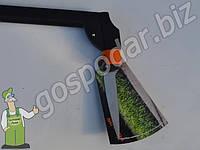 Ножницы для травы Fiskars (длинная рукоятка)