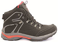 Зимние ботинки Restime из натурального нубука на меху 42,43 размеры