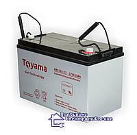Гелева акумуляторна батарея NPG110-12 (12V, 110Ah), фото 1