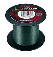 Шнур Spiderwire stealth Moss Green 1800м