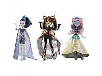 """Кукла """"Светские монстро-дивы"""" из м/ф """"Буу-Йорк, Буу-Йорк!"""" Monster High CHW64"""