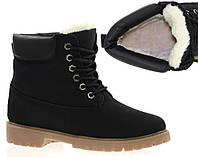 Женские ботинки ZACH BLACK, фото 1