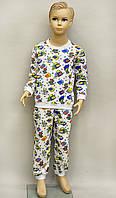 Детская пижама для мальчика (кофта и штаны) Ego