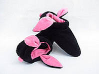 Тапочки-носочки флисовые