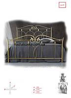 Кованые мебель - кровать