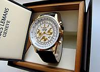 Мужские кварцевые часы Breitling под Rolex. Стильные, красивые часы. Солидные часы. Недорогие часы. Код: КЕ227