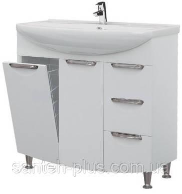 Тумба с умывальником для ванной комнаты   магазине