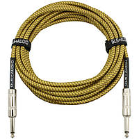 Гитарный кабель, шнур инструментальный для гитары