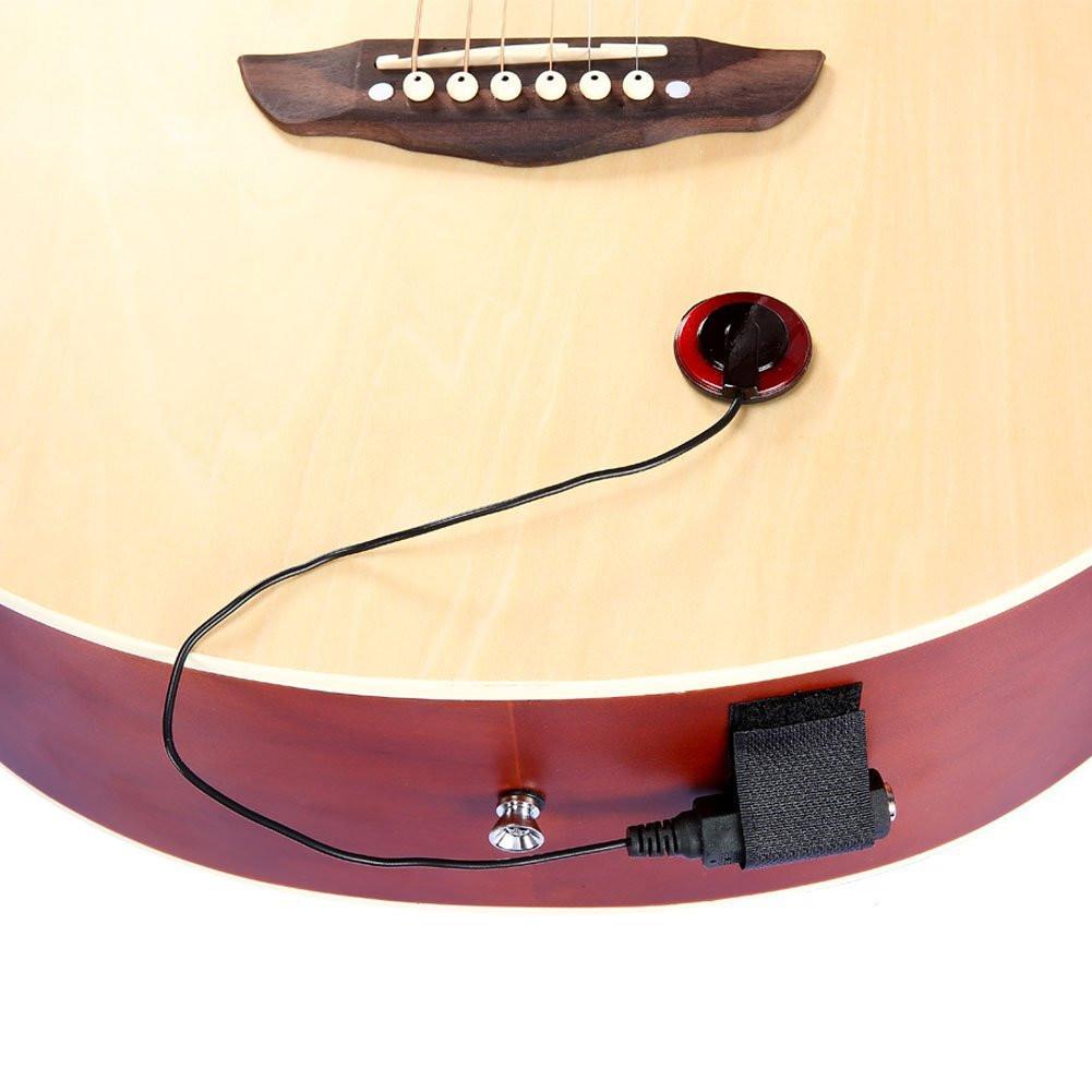 Пьезозвукосниматель для гитары своими руками