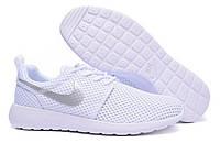 Женские белые кроссовки Nike Roshe Run II Оригинал. кроссовки женские найк роше, женские кроссовки