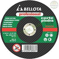 Диск отрезной по камню 125*3 мм Bellota, артикул 50302-125