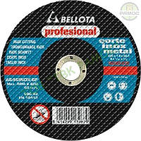 Диск отрезной по металлу Professional 230*1,9 мм Bellota, артикул 50302-230