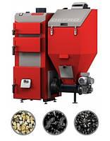 Твердотопливные котлы отопления DEFRO Котел твердотопливный DEFRO Duo Mini 30 кВт с вентилятором
