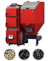 Твердотопливные котлы отопления DEFRO Котел твердотопливный DEFRO Komfort Eco 30 кВт с вентилятором