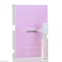 Chanel Chance Eau Fraiche - туалетная вода (Оригинал) 2ml (пробник)