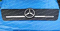 Зимняя защита радиатора,утеплитель на Mercedes-Benz Sprinter 95- (Мерседес-Бенц Спринтер)