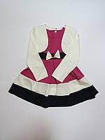 Нарядный сарафан/платье с болеро для девочек 110р